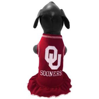 Cheerleader Dog Dress