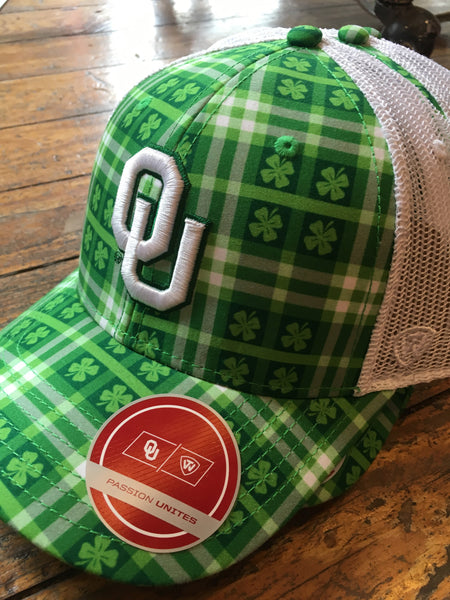 Luck of the Irish OU Cap