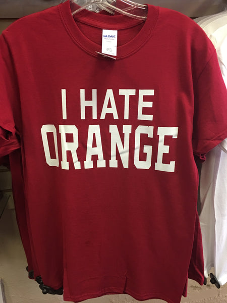 I Hate Orange T-Shirt