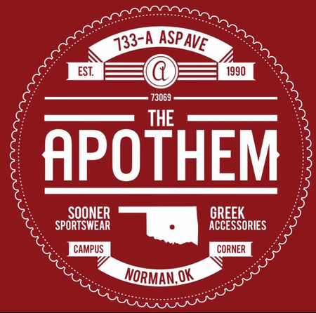 The Apothem on Campus Corner