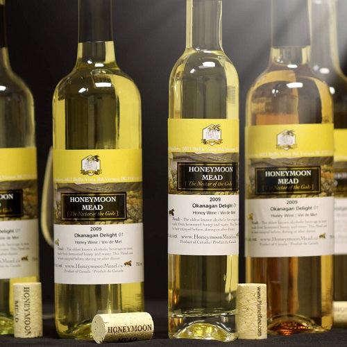 Grand Openeing of Honeymoon Meadery at Planet Bee