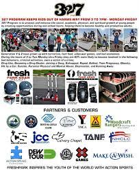 327 Youth Action Sports Programs