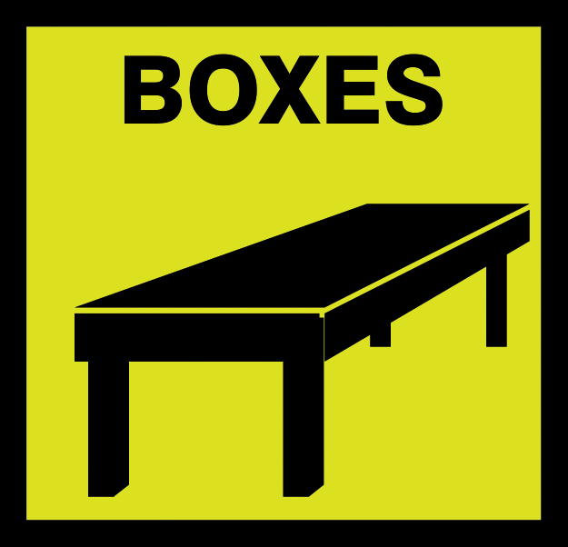 Grind Boxes