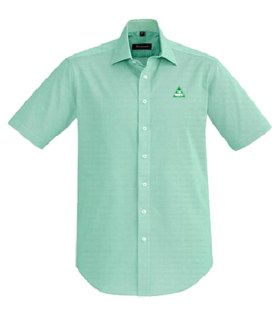 Greens Corporate Mens Short Sleeve Pre-Order