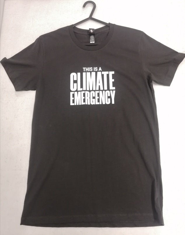 This is a Climate Emergency - Mens