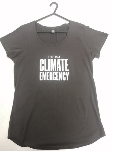 This is a Climate Emergency - Womens