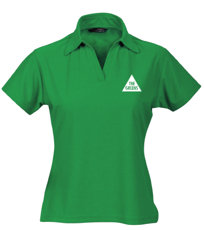 Greens Polo Ladies Pre-Order