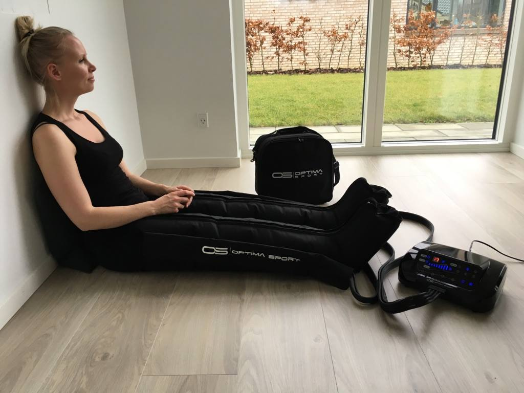 massage recovery boots