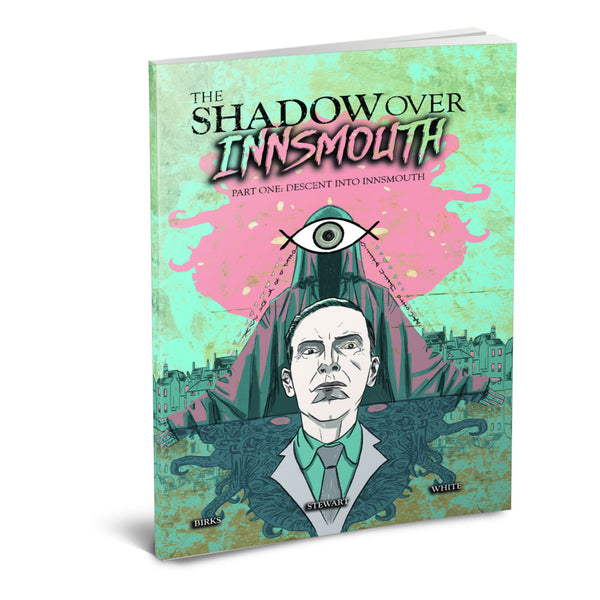 The Shadow Over Innsmouth - Part One Paperback