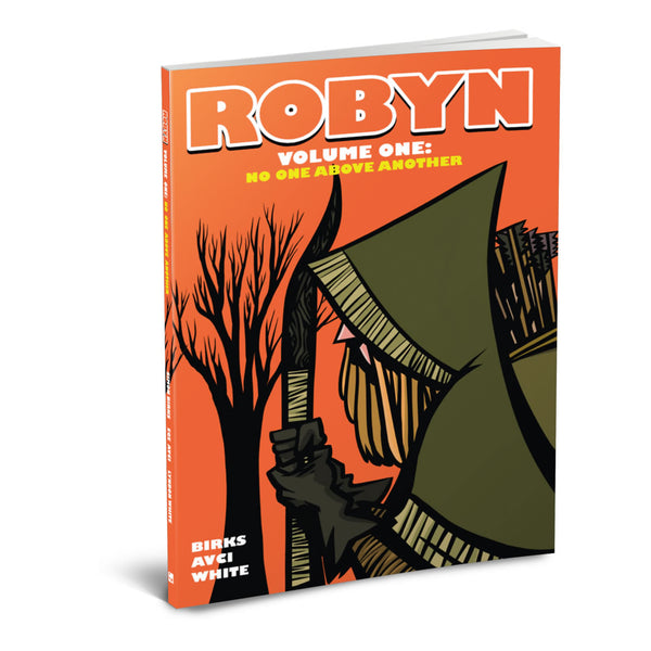 Robyn Volume One Paperback