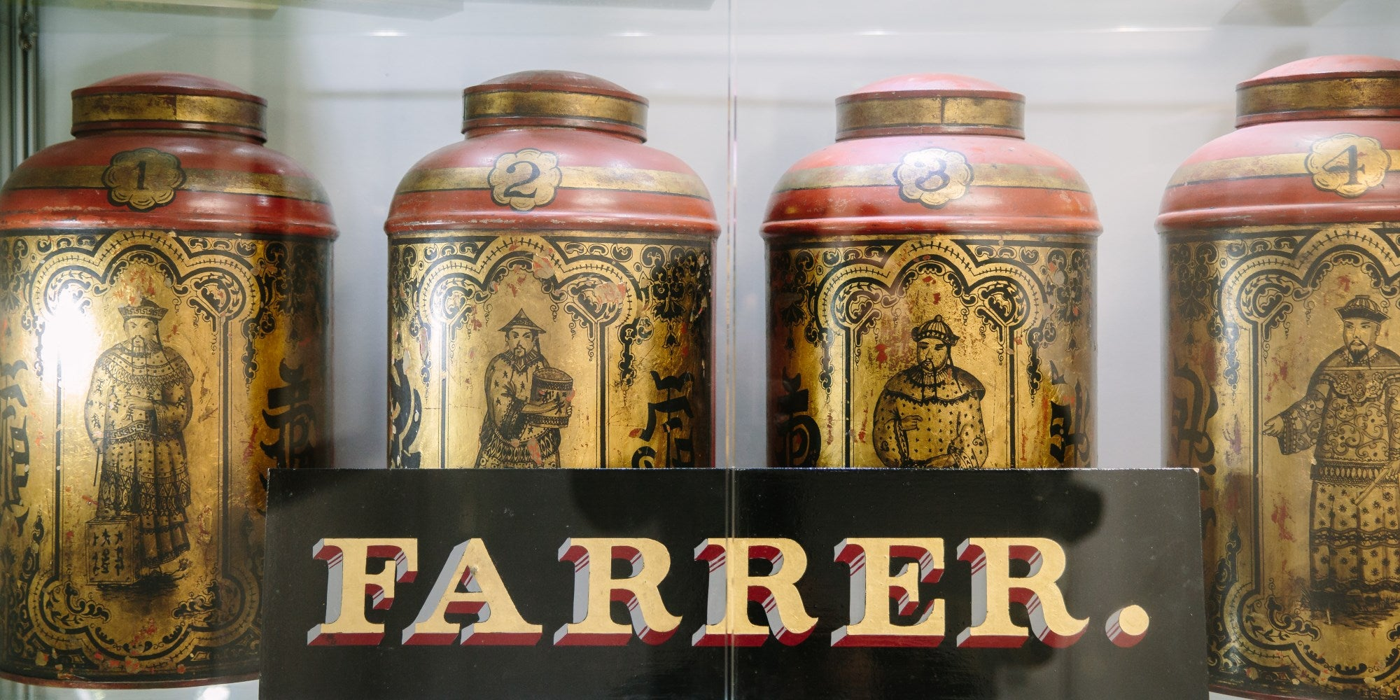 farrers are the oldest coffee roaster in the uk