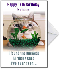 The Funniest Birthday Card Ever? Well no...it was too expensive! - That Card Shop