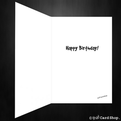 September Birthday Card - Your parents saw the New Year in with a bang! - That Card Shop