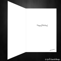 I Got You a Card again! Funny Birthday Card with Cardigan Pun - That Card Shop