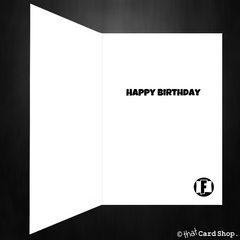 Funny Fortnite Birthday Card - Achievement Unlocked! - That Card Shop