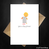 Cute Pun Birthday Card - You're no Spring Chicken! - That Card Shop