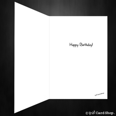 Funny Birthday Card from the Bump - pregnancy / expecting card for Dad - That Card Shop