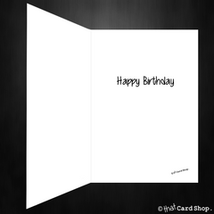 Funny Birthday Card - DO NOT READ, you're a little rebel... - That Card Shop