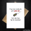 Funny Ghostbusters Birthday Card - You're older than Vigo! - That Card Shop