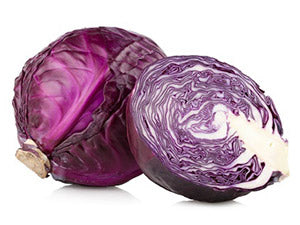 RED CABBAGE (WHOLE)