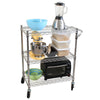Oceanstar 3 Tier Heavy Duty All-Purpose Utility Cart AUC1460