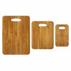 Oceanstar 3-Piece Bamboo Cutting Board Set CB1316