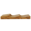 Oceanstar In-Drawer Bamboo Knife Organizer KB1354
