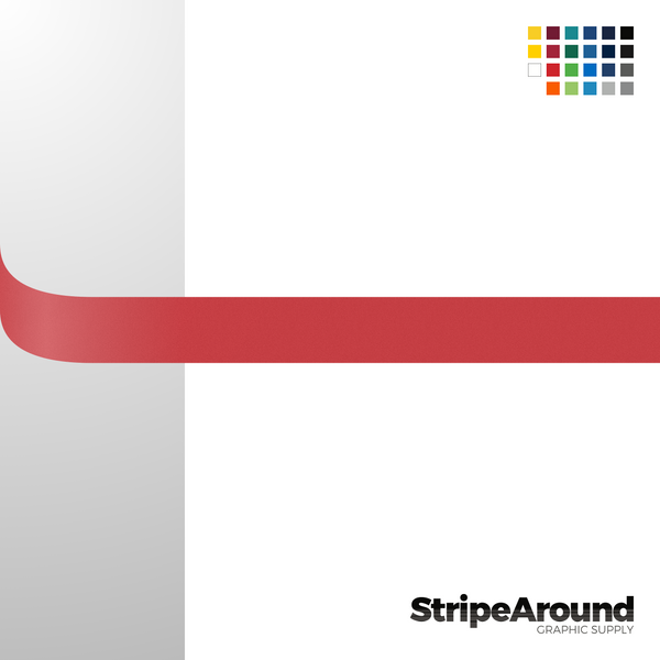 Single Stripes - Solid Colours