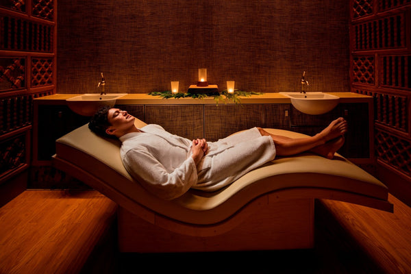 Sound Therapy clearlight jacuzzi