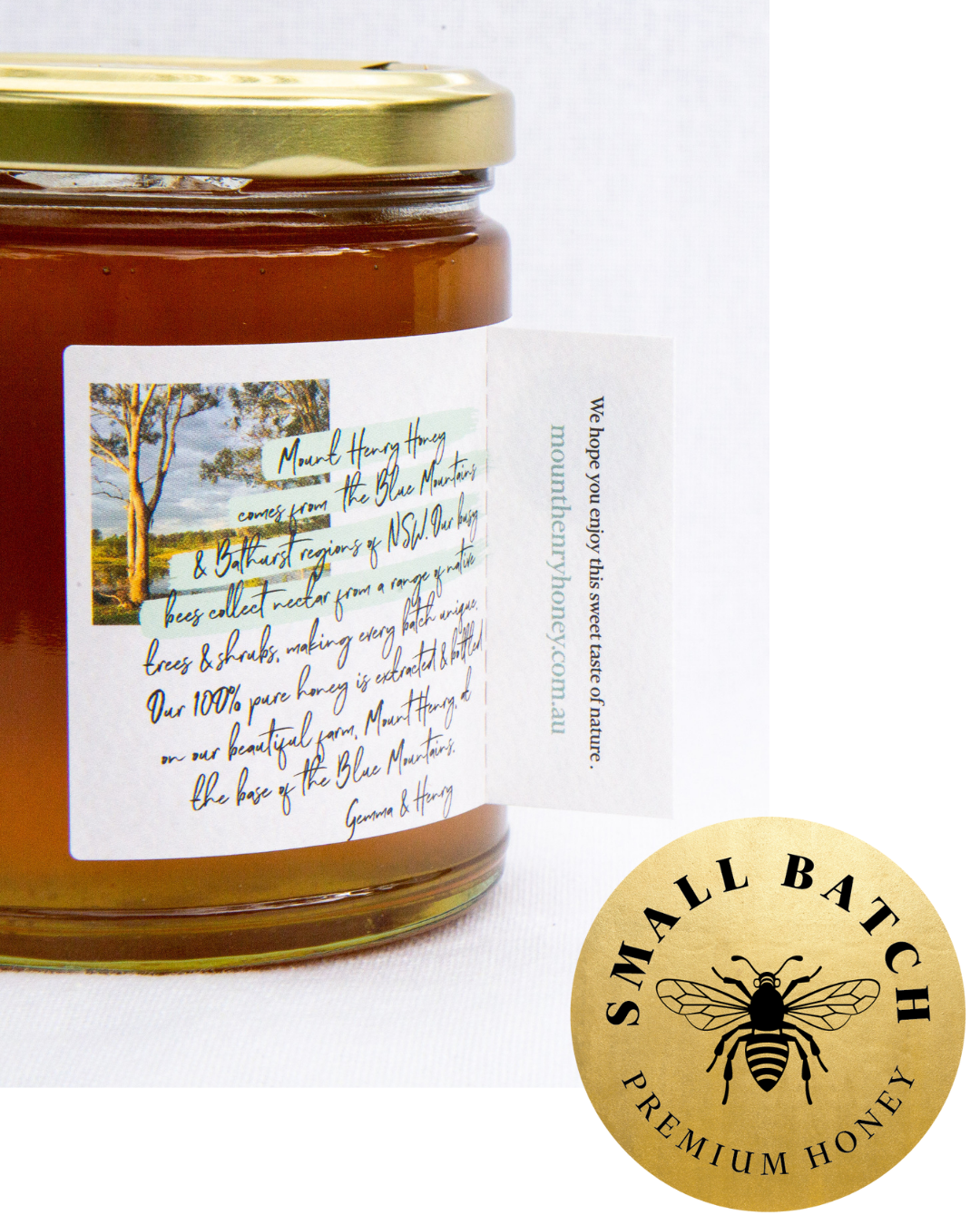 Mount Henry Honey as a Gift