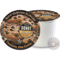 Authentic Donut Shop Chocolate Chip Cookie K Cup
