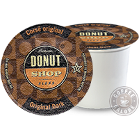 Authentic Donut Shop Dark Roast K cup