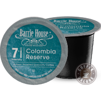 Barrie House Columbia Reserve kcup