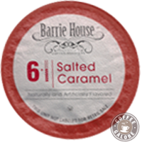 Barrie House Salted caramel Kcup