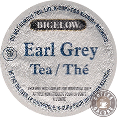 Bigelow Earl Grey Kcup