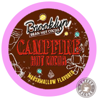 Brooklyn Campfire Hot Chocolate Kcup