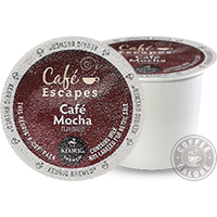 Cafe Escapes Mocha Kcup