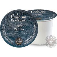 Cafe Escapes Cafe Vanilla Kcup