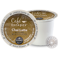 Cafe Escapes Chai Latte Kcup