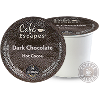 Cafe Escapes Dark Hot Chocolate