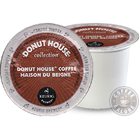 Donut House Light Roast K Cup