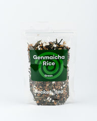 Genmaicha Rice Bag Front