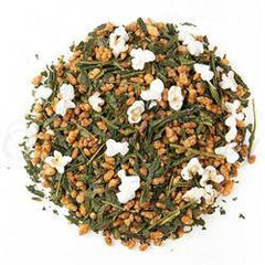 Genmaicha Rice Loose Leaf Tea