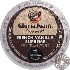Gloria Jeans French Vanilla Supreme Kcup