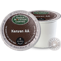 Green Mountain Kenyan AA Kcup