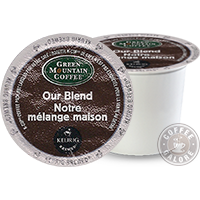 Green Mountain Our Blend Kcup