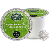 Green Mountain Vermont Country Blend Kcup