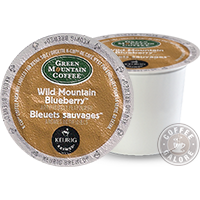 Green Mountain Wild Mountain Blueberry Kcup
