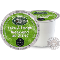 Green Mountain Lake and Lodge Kcup