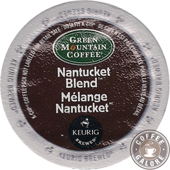 Green Mountain Nantucket Kcup